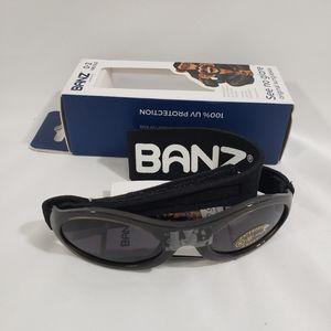 BABY BANZ SUNGLASSES NEW IN BOX 100% UV PROTECTION